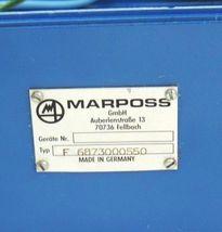 MARPOSS TYPE F 6873000550 CONTROL BOX image 5