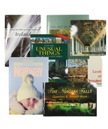 Book Bundle: Travel Books & Guides The Art of the Celts Niagara Falls Ve... - $12.97