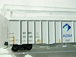 Micro-Trains # 09800102 Archer Daniels Midland 50' Airslide Hopper N-Scale image 2