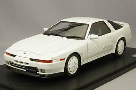 ignition model IG1741 1/18 Toyota Supra 3.0GT Turbo A MA70 Pearl White / White - $413.30