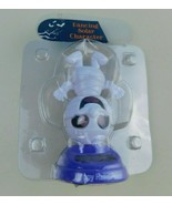 New Happy Halloween Mummy Standing on His Head Solar Dancing Character  - $5.93