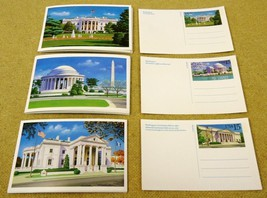Washington DC Building 50qty Set of Mint USA St... - $36.67