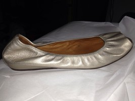 Fashionista Fave Lanvin Uber Soft Leather Ballerina Flats Shoes 42 11 1/2 - $295.10