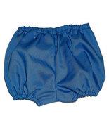 Preemie & Baby Royal Blue Diaper Covers, Baby Bloomers  - $10.00