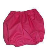 Preemie & Baby Girls Hot Pink Diaper Covers, Baby Bloomers - $10.00