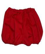Preemie & Baby Red Diaper Covers, Baby Bloomers  - $10.00