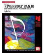 Riverboat Banjo For Tenor or Plectrum Banjo Songbook  - $8.99