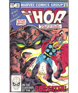 The Mighty Thor Comic Annual #10 Marvel 1982 VERY FINE+ - $4.50