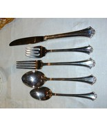 REED & BARTON CHIPPENDALE 5 PC PLACE SETTING - $24.95