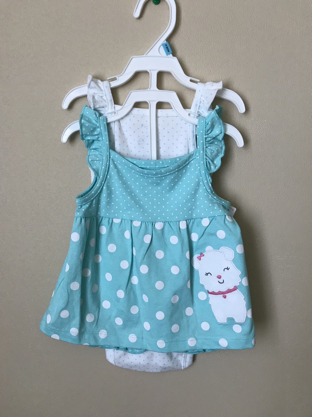 Shorts Top Size 18mths Free Post Carters Girls 4 Piece Bodysuit