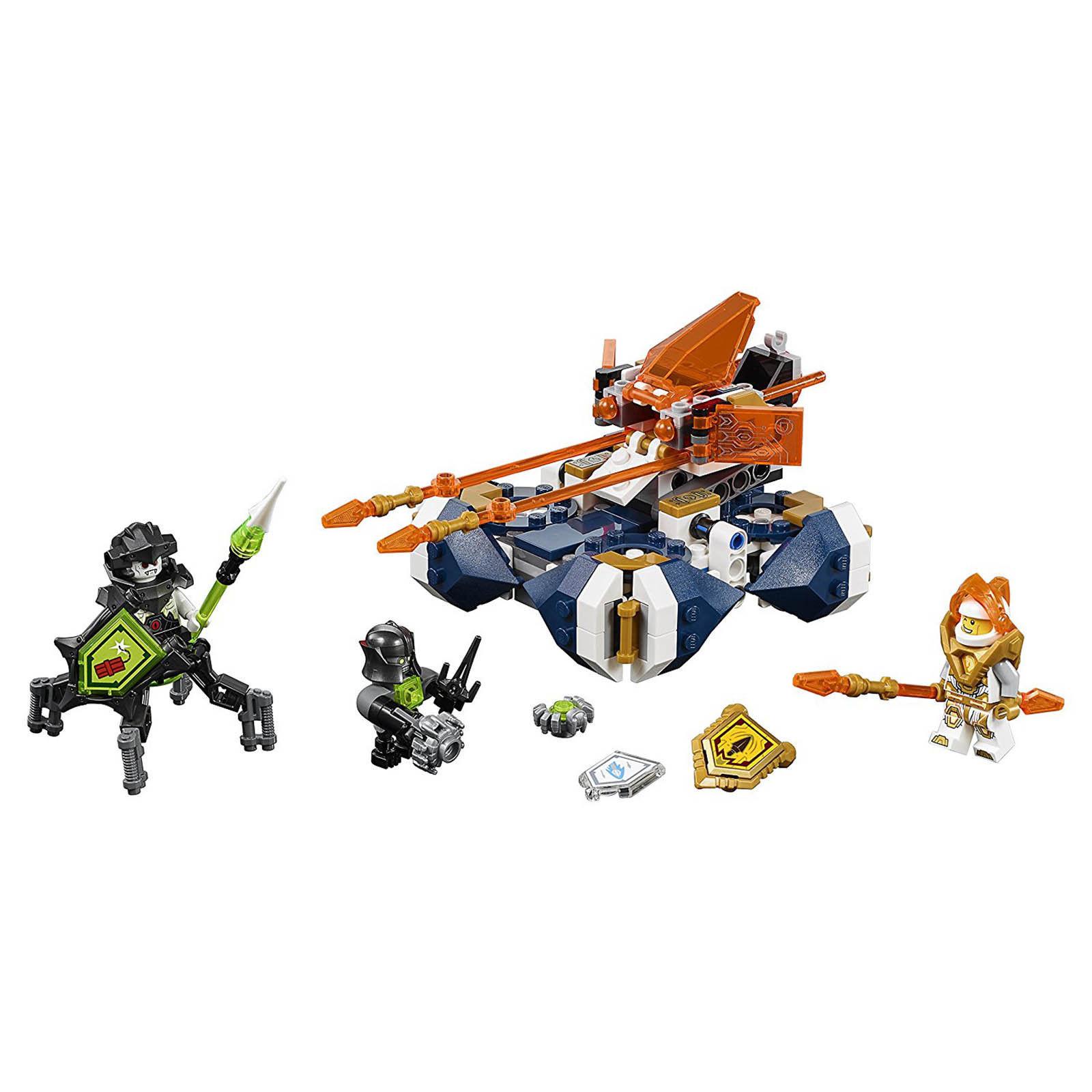 LEGO Nexo Knights Lances Hover Jouster Building Set 72001 217 Pcs [New]