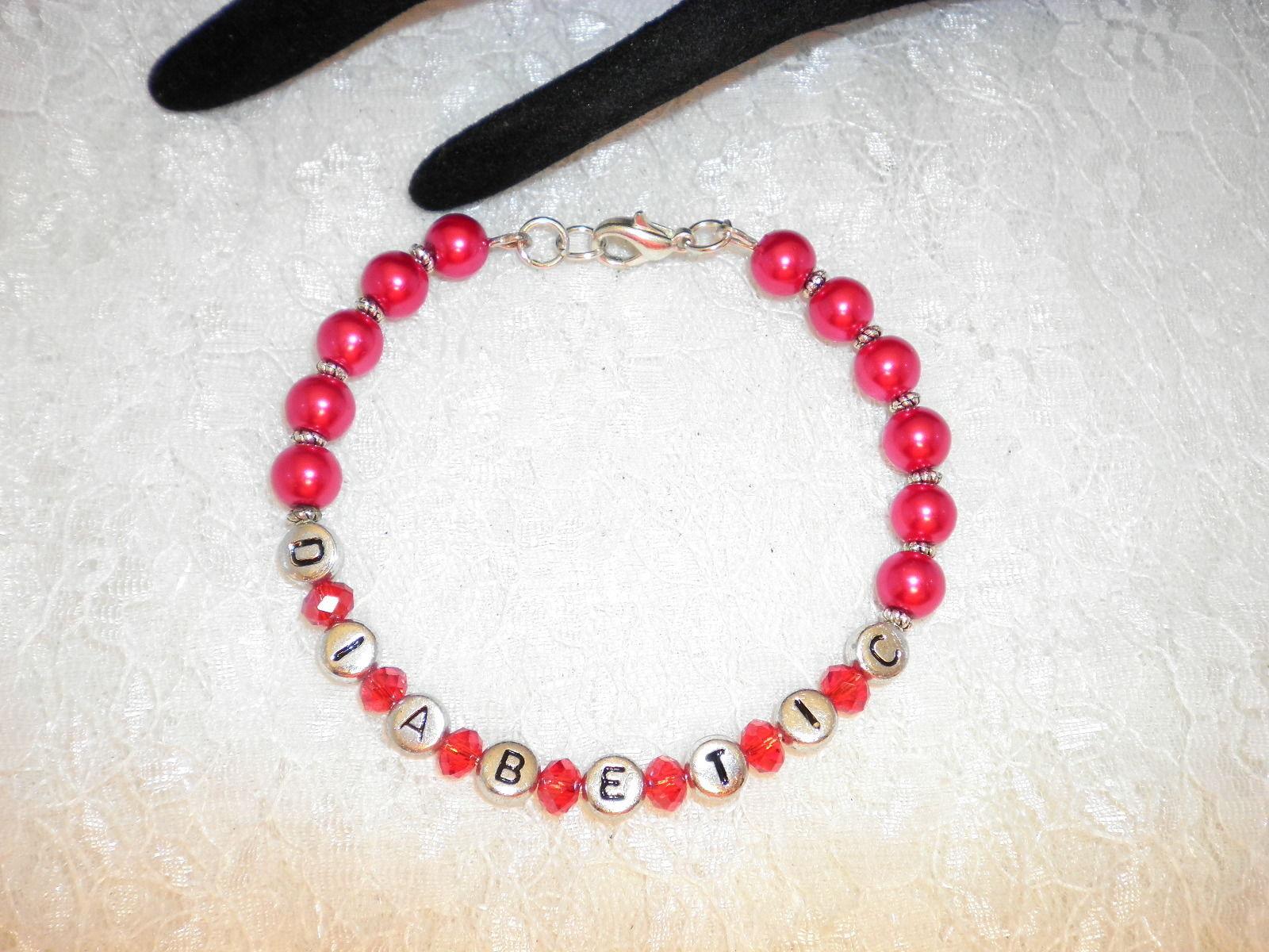 diabetic alert bangle bracelet bracelets