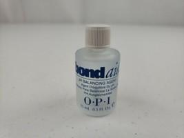 OPI Bond Aid 15 mL/0.5 oz pH Balancing Agent BondAid Nail Lacquer GelColor Gel - $10.00