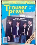 Trouser Press TP 59 The Police, Rockpile, Siouxsie - $6.99