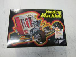MPC 871 Coca Cola Vending Machine Show Rod Model Kit Brand New Sealed - $20.85