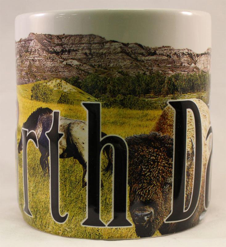 North Dakota - 18 oz. Coffee Mug