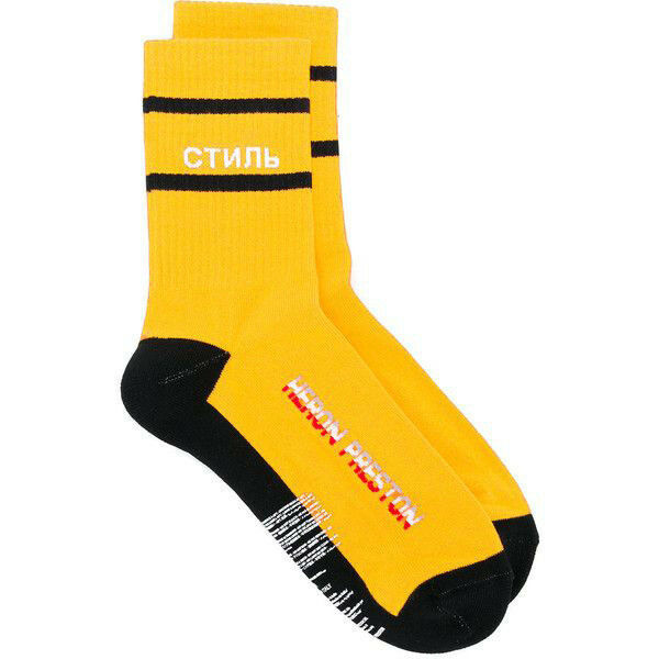 3PAIRS Heron Preston Crane Socks Sexual Men Vetements Off White Skateboard SOCKS image 8