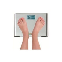 Digital Bathroom Scale Large Display Wide Platf... - $47.22