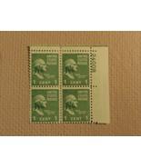 USPS Scott 804 1c George Washington 1789-1797 1... - $4.79