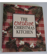 Book, The Creative Christmas Kitchen, Leisure Arts 1992 - $10.00