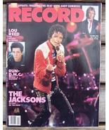 Record Magazine Vol 3 No 12 Michael Jackson cover - $6.99