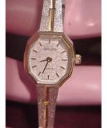 Womens GRUEN Wristwatch Beautiful Two-tone Band... - $59.35