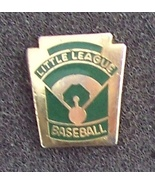 Little League Baseball Pin Pinback - $7.00