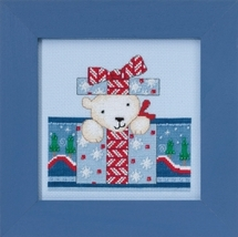 Polar Surprise 2017 Polar Opposites cross stitc... - $14.85