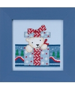 Polar Surprise 2017 Polar Opposites cross stitch kit Debbie Mumm Mill Hill - $14.85