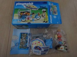playmobil 3244  Stalls of ice cream  Figure Building toy Block Toy  Used... - $400.00