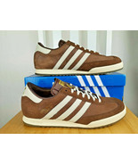 adidas Originals Mens Beckenbauer All Round Trainers Brown - $115.23