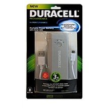 Duracell PRO517 4400 mAh Lithium-ion Rechargeable Portable Battery Pack ... - $40.70