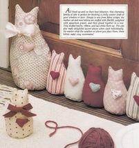 Cross Stitch Winter Scene Sampler Hearts Rug Sweater Afghan Leisure Arts Feb '89 - $6.99