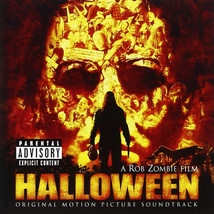 Various – Halloween - Original Motion Picture Soundtrack CD - $21.99