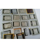 Vintage Slides Slide Mount For Polaroid Viewers Assorted Antique Collect... - $30.22