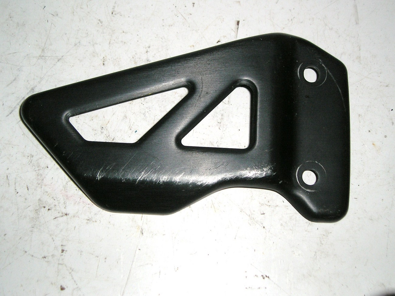 Suzuki GSX-R750 '02 right side foot guard