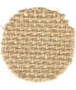 Natural 12ct Jute 36x48 cross stitch fabric Wichelt - $19.80