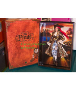 Mattel NRFB The Pirate Barbie Doll MNRFB Pop Culture Gold Label with shi... - $239.00
