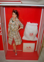 Coach Barbie Doll NRFB 2013 Designer doll Collection  ex box - $209.99