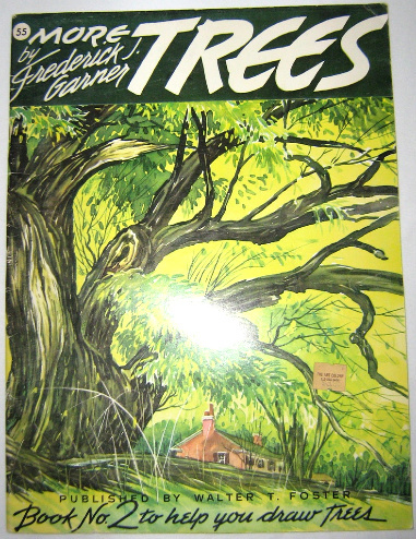 More Trees - Walter Foster Art Instruction