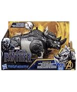 "Marvel Black Panther Rhino Guard Vehicle With Rhino Gardien With ""Chargi... - $20.56"