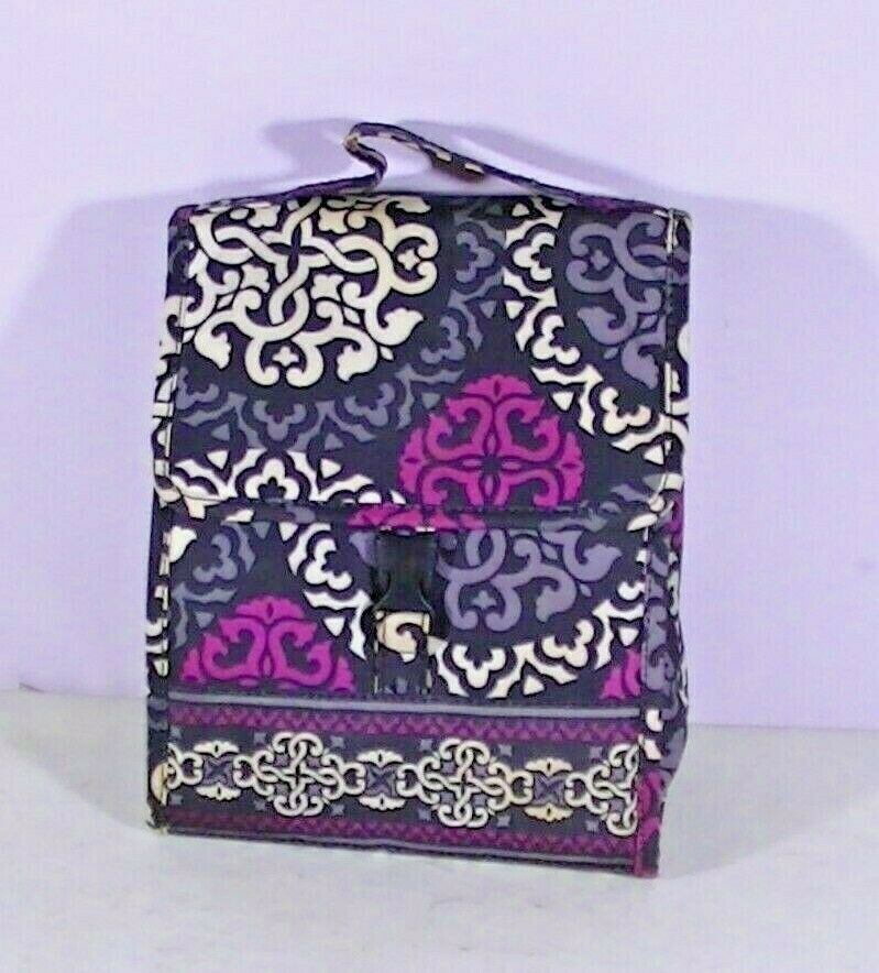 Primary image for Vera Bradley Canterberry Magenta Lunch Cooler