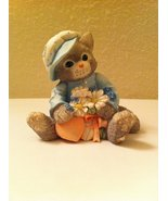 "Calico Kittens ""My Love Blossoms for You"" - by Enesco   (D) - $9.99"