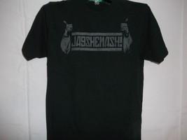 Size L  JA9SHEMASH!  Black T Shirt - $11.04