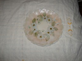 """This is a beautiful handpainted Collectors Plate. Measures 8"""" Daisy Pain... - $5.93"""