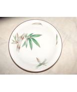 "Noritake China-Canton-Bamboo #5027- 8 Bread Plate 6 1/4"" Noritake Canton - $44.55"