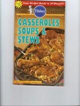 Pillsbury Classic Cookbook Casserole Soup Stew 1994 - $3.96