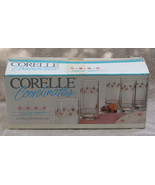 Corelle Forever Yours Set of 10 Tumblers Cooler Glasses 16 oz in Origina... - $45.00
