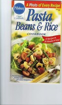 Pillsbury Classic Cookbook Pasta Beans & Rice 1997 VTG - $3.96