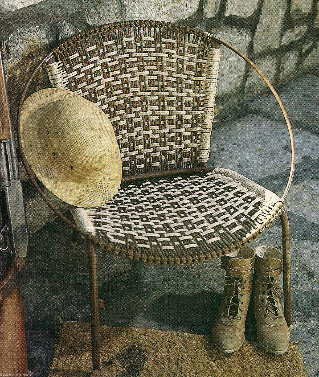 Macrame Chairs For Country Living Lawn Chair And 22 Similar Items